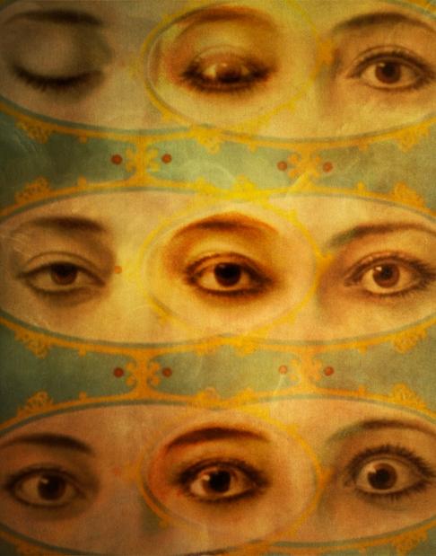 The Nine Eyes of Agamoto